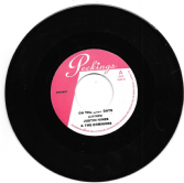 Justin <Hinds> Hines & The Dominoes - On The Last Days / Oh What A Feeling (Peckings) 7""